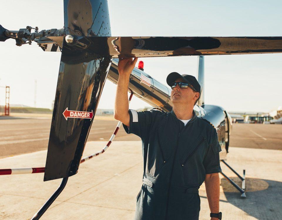 transferts en hélicoptère dans le 06